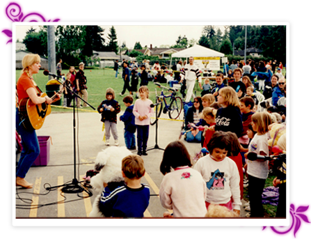 Concerts Once Upon A Time Kids Entertainment
